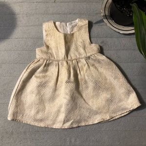🌟5 for 15$🌟 EUC gold speckled party dress